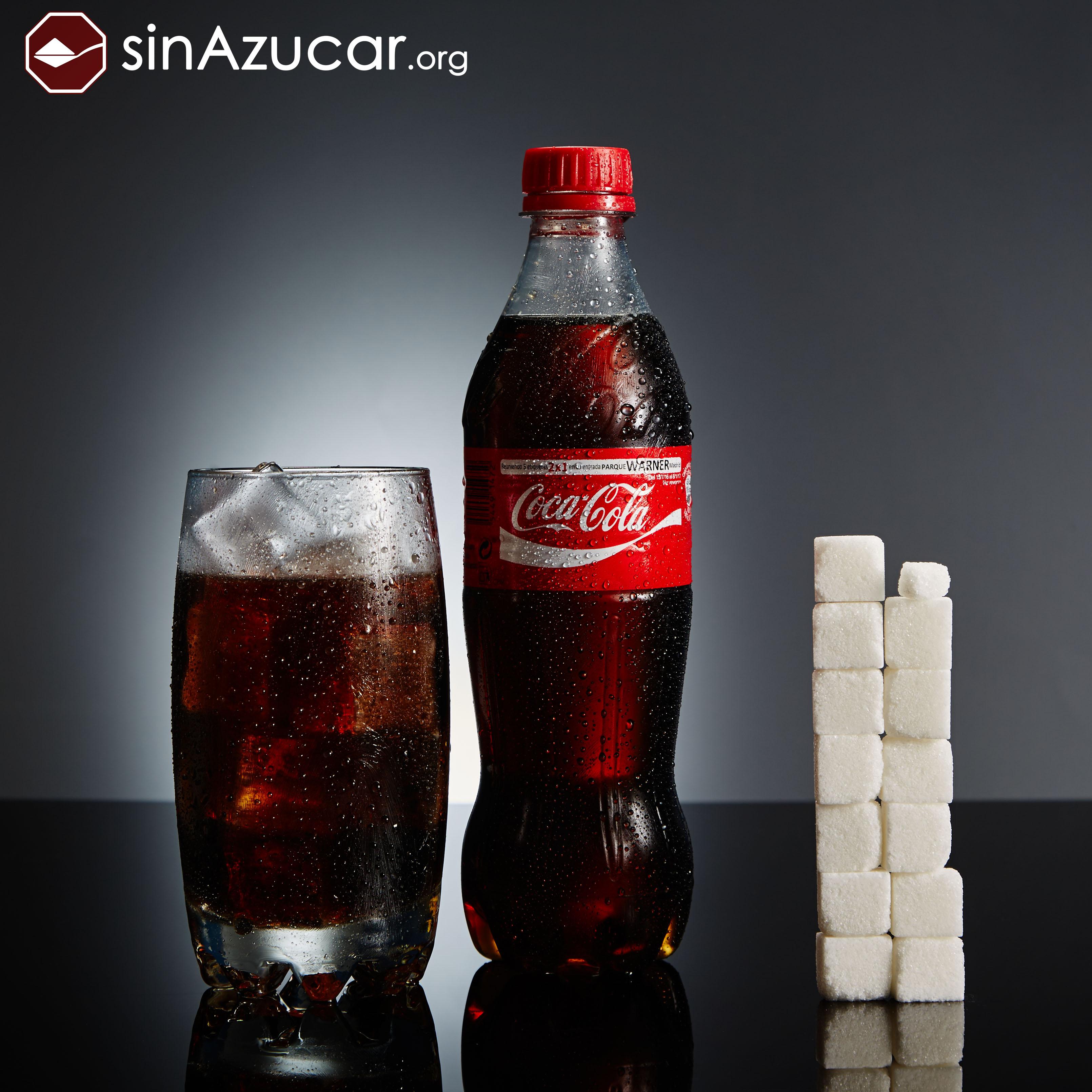 Image result for azucar en cocacola sinazucar.org